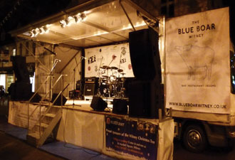 Smith Sound Mobile Stage and PA Hire
